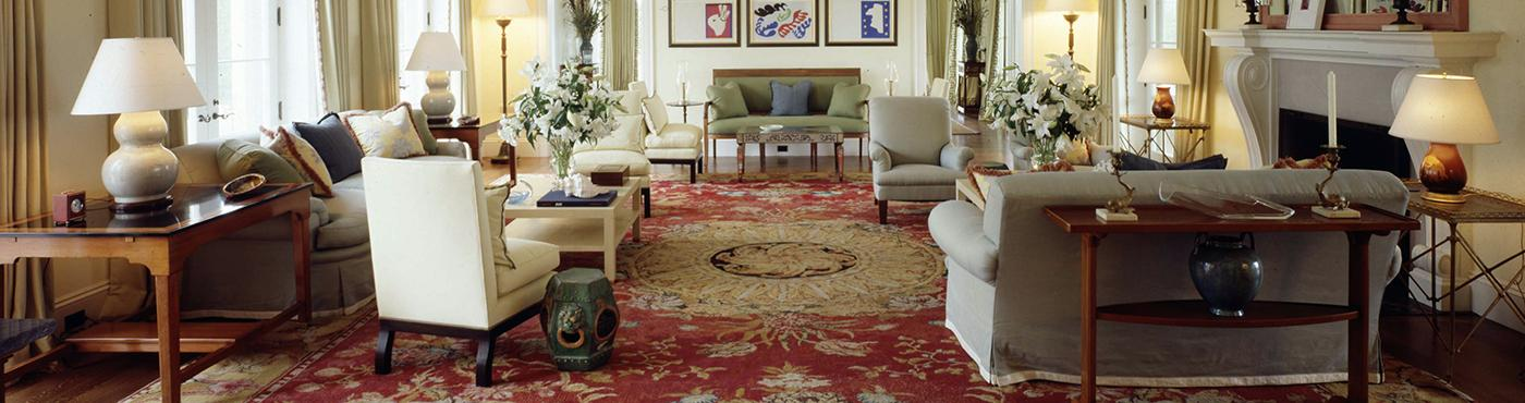 Beautiful Living room with Carpet